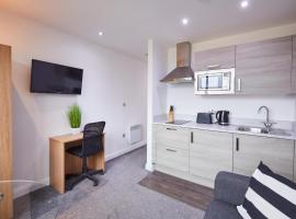 Central Apartment in Heart of Manchester City Centre, hotel in Manchester