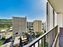 Waikiki Banyan Retreat with Pool, Spas Hotel Room, hotel in Honolulu