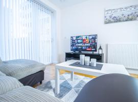 Modern luxury apartment near Windsor and Heathrow, apartment in Slough