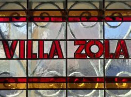 Villa Zola, B&B in Aix-en-Provence