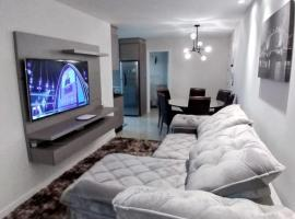 BETO CARRERO World apto 2 Suites - Gravatá Navegantes, apartment in Navegantes