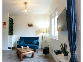 STUDIO COSY - HYPERCENTRE - CALME - WIFI - TV, appartement à Toulouse