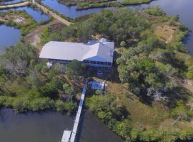 Crystal River Lullaby B&B, hotel near Yulee Sugar Mill Ruins Historic State Park, Crystal River