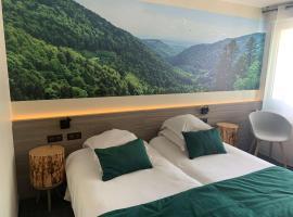 Best Western Plus La Fayette Hotel et SPA, hotel in Épinal