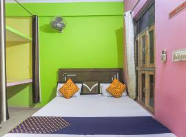 SPOT ON 65967 Shree Shyam Restaurant And Guest House, hotel in Nārnaul