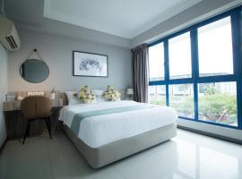 Harbour Ville Hotel (SG Clean, Staycation Approved): Singapur, Ulusal Üniversite Hastanesi yakınında bir otel