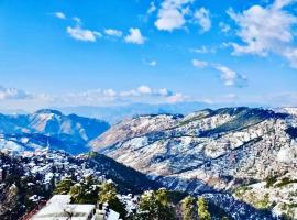 The Nishat-BOHO, hotel in Shimla