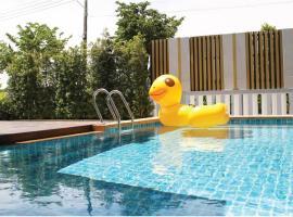 Thacha Pool Villa B ค็อทเทจในหัวหิน