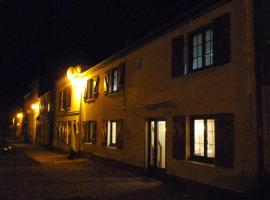 La Maison Cent 5 avec parking privé, hotel in Saint-Valéry-sur-Somme