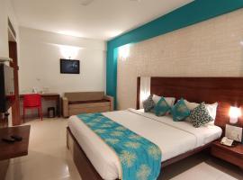 The Temple View Hotel, hotel in Shirdi