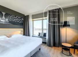 Park Inn by Radisson Antwerp Berchem, hotell Antwerpenis