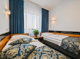 Hotel Terminal – hotel w mieście Gorzów Wielkopolski