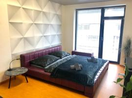 Violet Apartment, apartmán v Brne