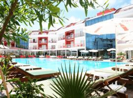 Side Legend Hotel, отель в Сиде