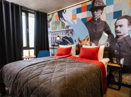 !FEST Hotel: Lviv'de bir otel