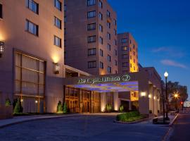 Capital Hilton, hotel ve Washingtonu