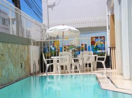 Hotel Jangadeiro, hotel near Antonio Franco Market, Aracaju