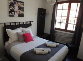 Hôtel Le Tivoli, hôtel à Sisteron