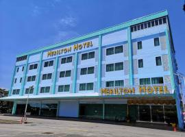 Merilton Hotel, hotel in Sungai Petani