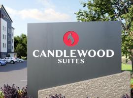 Candlewood Suites Charleston – Mt. Pleasant, hotel in Mount Pleasant, Charleston