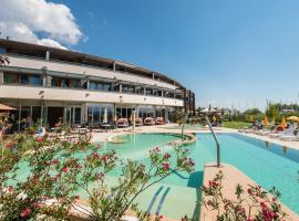 Hotel Silverine Lake Resort, hotel in Balatonfüred