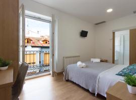 Hostal La Numantina, hotel in Logroño