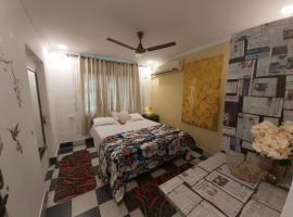 Positive Vibes 3 a/c bedroom Apartment@Panjim,North Goa, apartment in Panaji