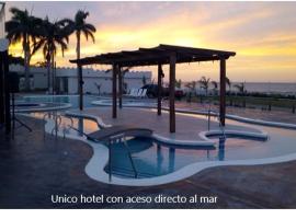Hotel Castillo del Mar, hotel in Ríohacha