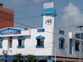 Hotel Acropole, hotel in Cotonou