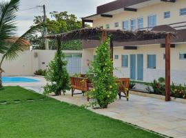 Pousada Canto da Barra, guest house in Fortim