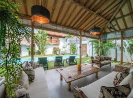 Villa Teman Eden, hotel in Seminyak