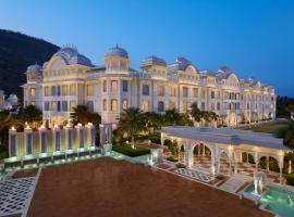 The Leela Palace Jaipur, luxury hotel in Jaipur