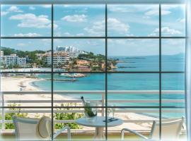 Hotel Agua Beach, отель в городе Пальманова