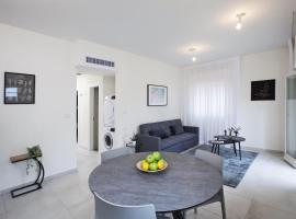 Jurny - Tel Aviv Luxury Units, מלון בתל אביב