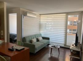 Alojamiento Concepción centro 1008, apartment in Concepción