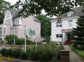 Hotel Schmidt, hotel near Volksparkstadion, Hamburg