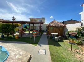 Solar de Peroba, family hotel in Maragogi