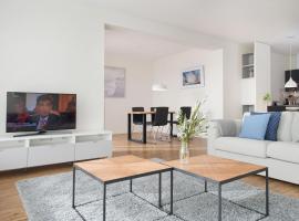 Modern apartment within walking distance of the beach, apartment in Scheveningen
