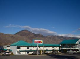 Scott's Inn & Restaurant, hotel with pools in Kamloops