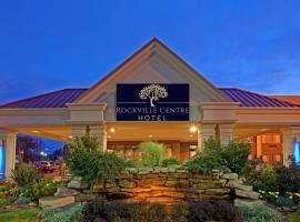 Rockville Centre Hotel, hotel near Nassau Veterans Memorial Coliseum, Lynbrook