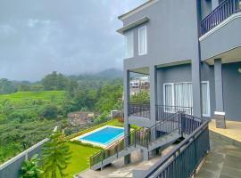 Al Andalus Resort Puncak, villa in Puncak