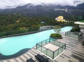 Stylish Luxe 2BR Homestay Near Genting Highland, apartment in Genting Highlands