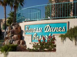 GetAways at Havasu Dunes Resort – hotel w mieście Lake Havasu City