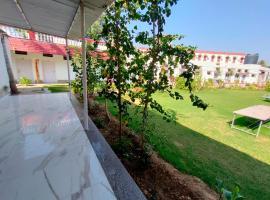 Hotel Pushkar Inn's & Cafe, accessible hotel in Pushkar