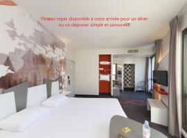 ibis Styles Poitiers Centre, hotel near Poitiers-Biard Airport - PIS,