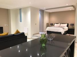 The Franklin Luxury Apartments, apartment in Johannesburg