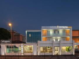 Hotel Testani Frosinone, hotel in Frosinone
