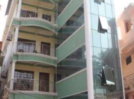 Hotel Mukambika, hotel in Trivandrum
