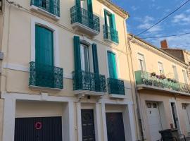 Appartement Les Halles, apartment in Narbonne