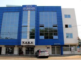 BENIN CITY CENTER HOTEL, hotel in Cotonou